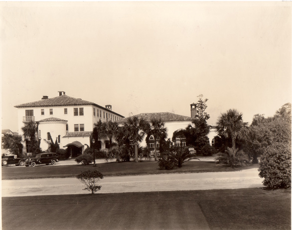 Sea Island Hotel (c 1930)
